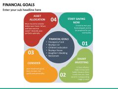 Financial Goals PPT Slide 18