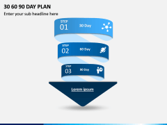 30 60 90 Day Plan PPT Slide 7