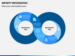 Infinity Infographics PPT Slide 3