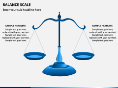 Balance Scale PPT Slide 8