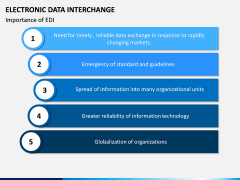 Electronic Data Interchange (EDI) PPT slide 8