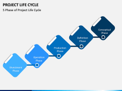 Project life cycle PPT slide 12