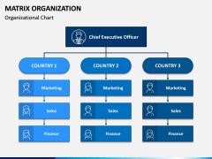 Matrix Organization PPT Slide 3