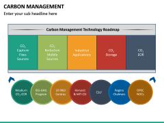 Carbon Management PPT Slide 21