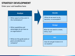 Strategy Development PPT Slide 8