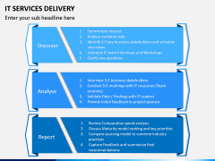 IT Service Delivery PPT Slide 10