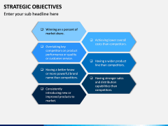 Strategic Objectives PPT Slide 13