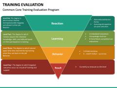 Training Evaluation PPT Slide 23