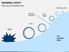 Snowball Effect PPT Slide 1