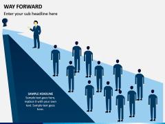 Way Forward PPT Slide 4
