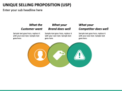 Unique Selling Proposition (USP) PPT slide 17