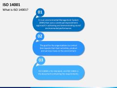 ISO 14001 PPT Slide 1