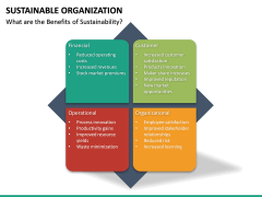 Sustainable Organization PPT Slide 25