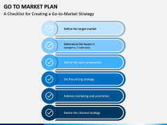 Go To Market Plan (GTM Plan) PPT Slide 7