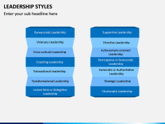 Leadership Styles PPT Slide 6