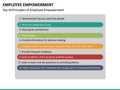 Employee Empowerment PPT Slide 33