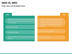 Data Vs Info PPT slide 14