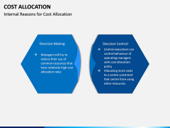 Cost Allocation PPT Slide 10