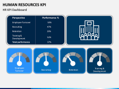HR KPI PPT Slide 2