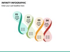 Infinity Infographics PPT Slide 23