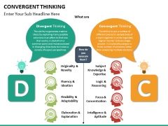Convergent thinking PPT slide 13