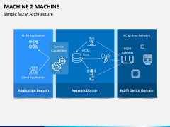 Machine to Machine (M2M) PPT Slide 7