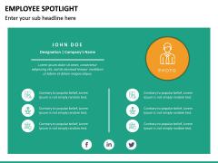Employee Spotlight PPT Slide 34