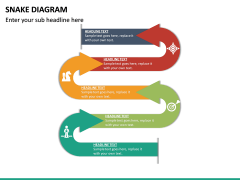 Snake Diagram PPT Slide 22