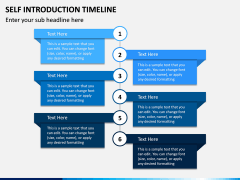 Self Introduction Timeline PPT Slide 12
