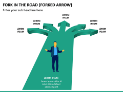 Fork in the Road PPT Slide 26