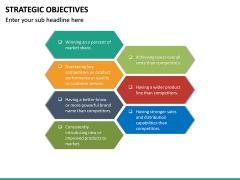Strategic Objectives PPT Slide 26