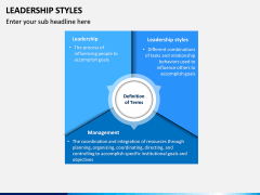 Leadership Styles PPT Slide 7