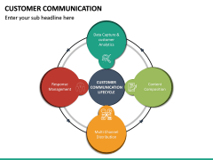 Customer Communication PPT Slide 24