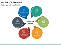 On the Job Training PPT Slide 17