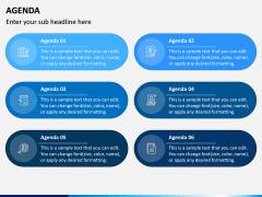 Agenda PPT Slide 2