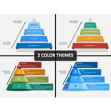 Risk Pyramid PPT Cover Slide