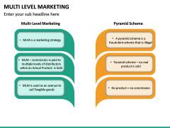 Multi Level Marketing (MLM) PPT Slide 15
