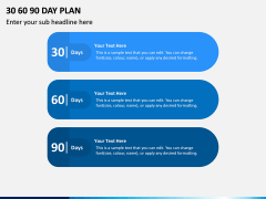 30 60 90 Day Plan PPT Slide 12