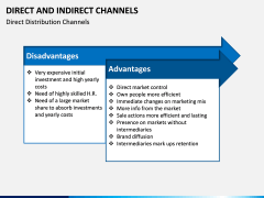 Direct and Indirect Channels PPT Slide 12