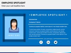 Employee Spotlight PPT Slide 13