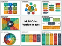 Consumer Behavior Multicolor Combined
