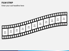 Film Strip PPT Slide 3