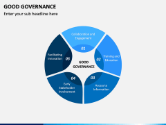 Good Governance PPT Slide 2