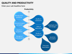 Quality and Productivity PPT Slide 10
