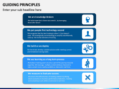 Guiding Principles PPT Slide 6