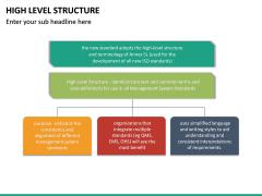 High Level Structure PPT Slide 16
