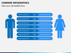 Compare Infographics PPT slide 13
