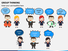 Group Thinking PPT Slide 7