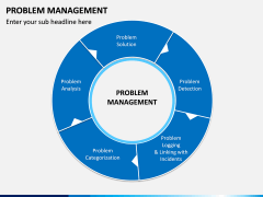 Problem Management PPT slide 1
