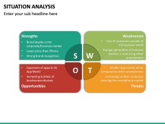 Situation Analysis PPT slide 22